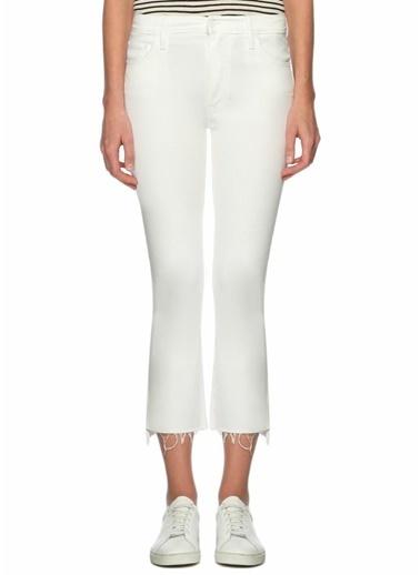 Mother Pantolon Beyaz